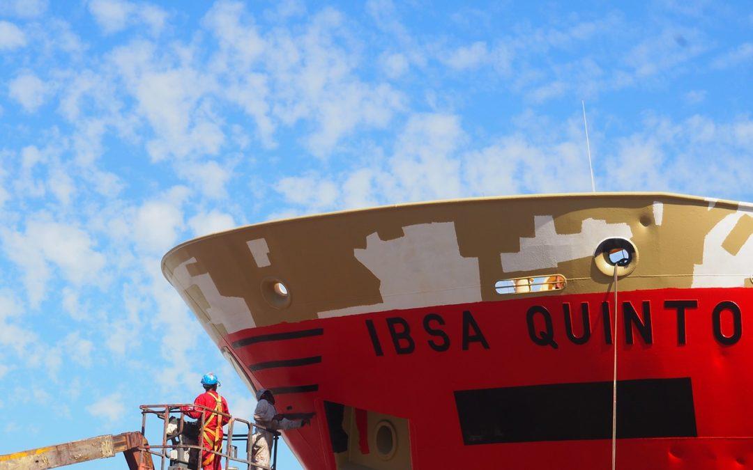 Verniciatura navale, trucchi per un prodotto eccellente